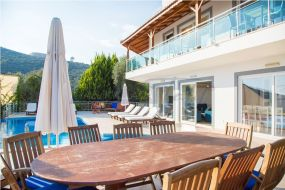 kiralık yazlık Villa Atakan