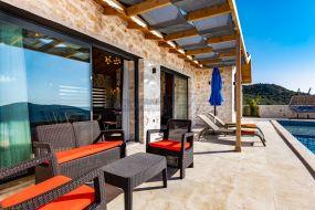 kiralık yazlık Villa Çukur 2