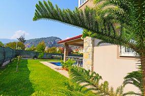 kiralık yazlık Villa Toprak Evi