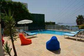 kiralık yazlık Villa Baysal B