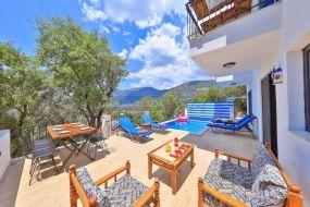 kiralık yazlık Villa İdil