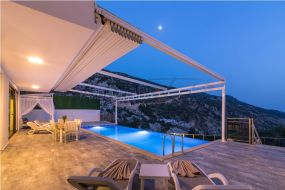 kiralık yazlık Villa İnfinity Mountain